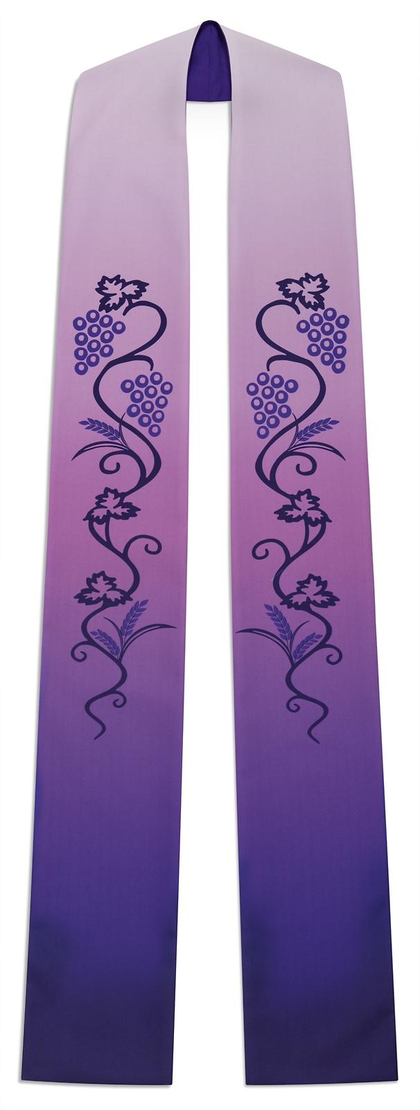 Stola, violett