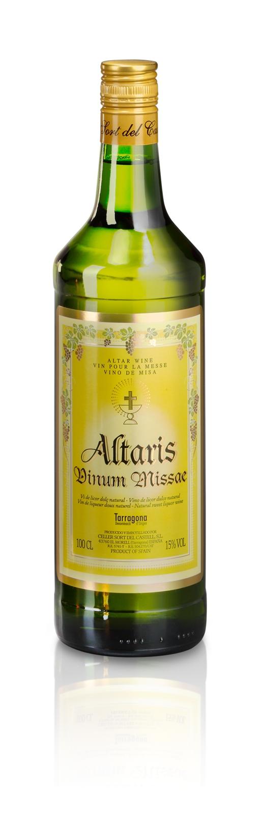 """Messwein """"Altaris - Vino Missae"""" 1 Liter"""
