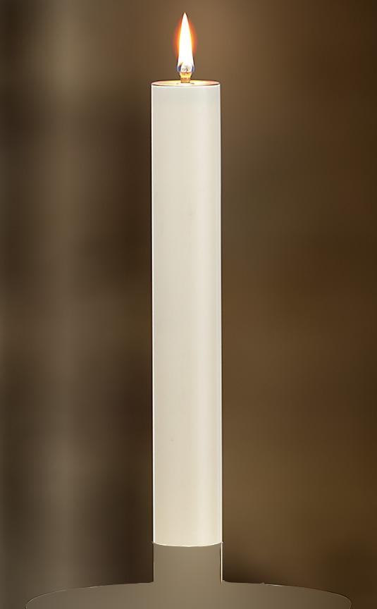 Dauerkerzenhülle, Nylon, 340/40 mm