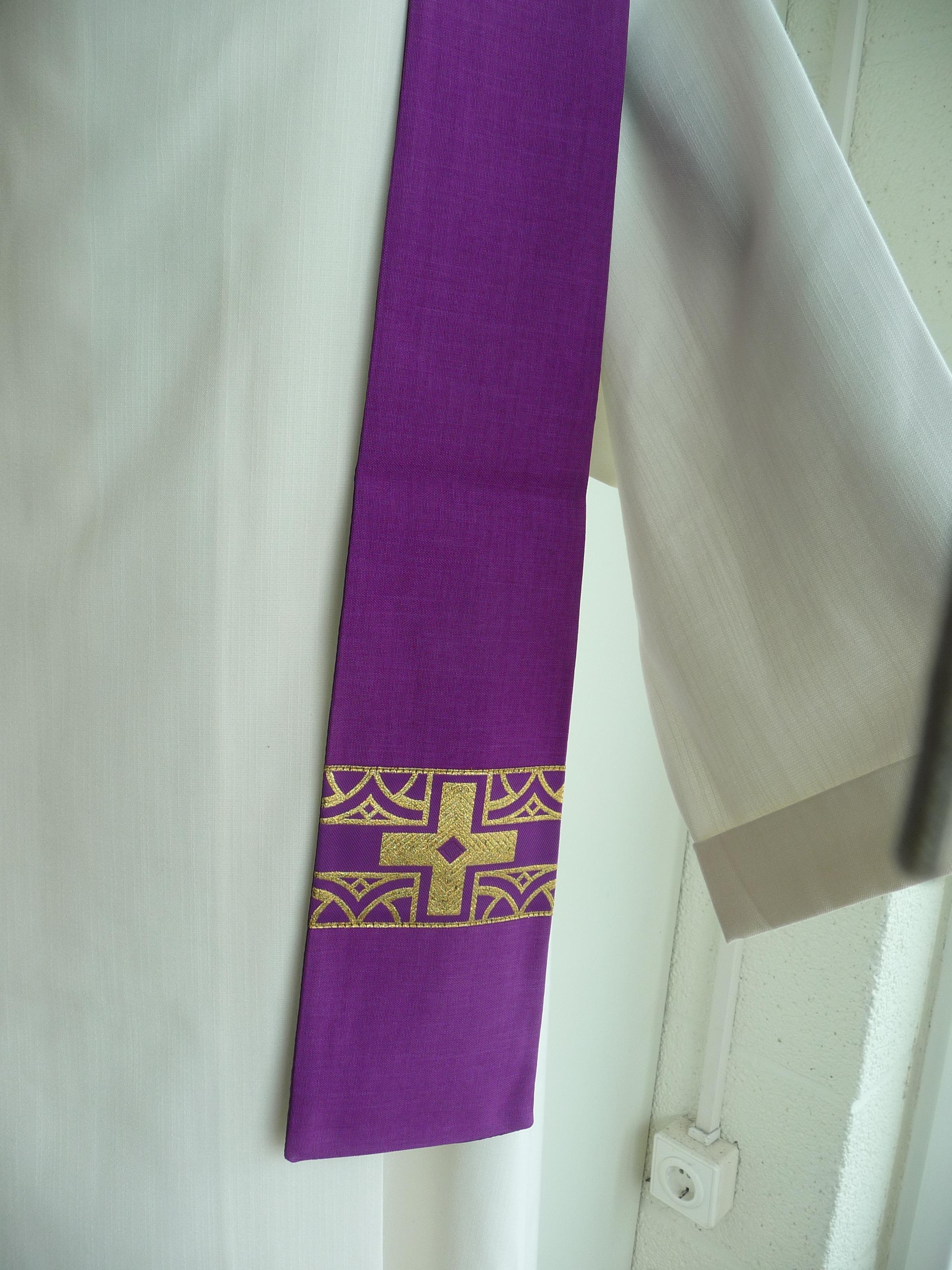 Stola violett