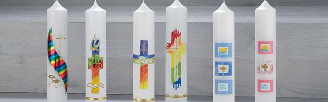 Kerzen Online Gestalten.Kirchenbedarf Friedrich Kirchenkerzen Beste Qualität